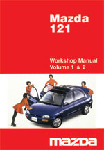 Mazda 121 Workshop Repair Manual