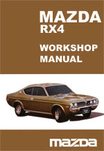 Mazda RX4 Workshop Repair Manual